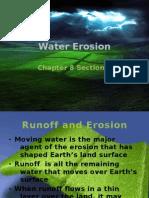 8-2 Water Erosion