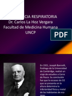 7. INSUFICIENCIA RESPIRATORIA