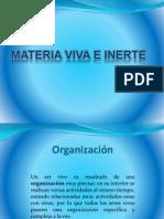 Materia Viva e Inerte2