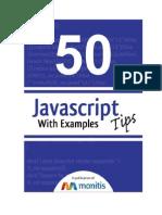 50 JavaScript Tips
