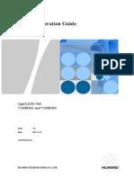 05-OptiX RTN 900 License Operation Guide V1.0-20091221-A