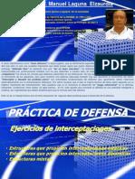 Practica de Tec-tac Defensiva. Manolo Laguna