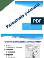 11.1 Parasitosis Pulmonar