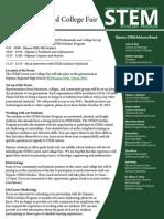 career fair information nov 2014