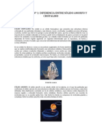 Practica de Estados de Agregacion de La Materia Solidos y Liquidos