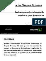 153628466 Aplicacao de Produtos Chapas Grossas PDF