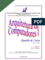 Arquitetura de Computadores 1