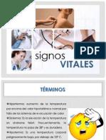 Diapositivas de Signos Vitales