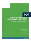 Aligning IT Solutions With Business Processes