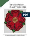 Falconieri, Giuliana di Benedetto - Beaded Embroidery~History and Techniques
