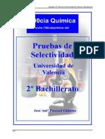 pruebas selectvidad quimica