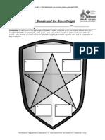pentangle worksheet