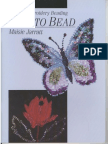 Jarratt, Maisie - How to Bead~ French Embroidery Beading