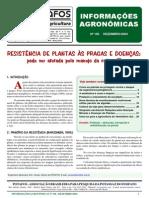 Resist Ncia de Plantas as Pragas e Doenças