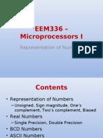 07 - Number Representations