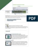 Modelación y Gestión de Sistemas de Distribución de Agua