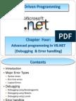 Debugging & Error Handling for Presentation