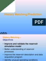 History Matching