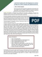 Vajiram-Developmental Policies Issues