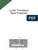 6 BJT Basic Properties