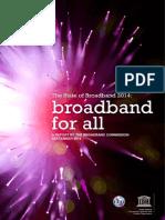 State of Broadband 2014 Report