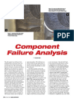 Component Failure Analysis