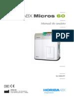 Manual Abx Micros 60 (Português)