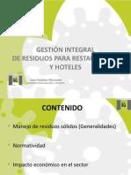 Gestion Integral de Residuos Para Horeca Juan Esteban Moncada