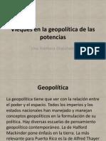 Vieques en La Geopolítica de Las Potencias