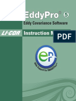EddyPro5 User Guide