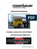 Commander Operation Manual