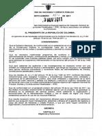 Agencia Del Inspector General de Tributos, Rentas y Contribuciones Parafiscales ITRC