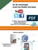 Comprendiendo Las Redes Sociales