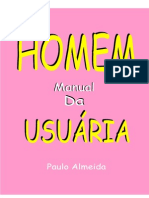 Homem Manual Da Usuaria