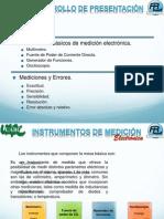 Mediciones Electronicas