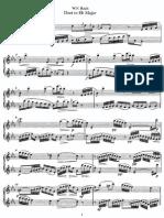 Bach, W.F. - Duet in Eb Major