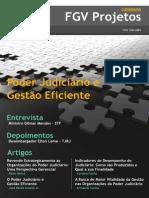 FGV - Poder Judiciário e Gestão Eficiente