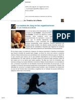 [Nueva Entrada] La Sombra de Jung en Las Organizaciones