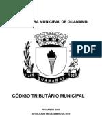 CÓDIGO TRIBUTÁRIO GUANAMBI