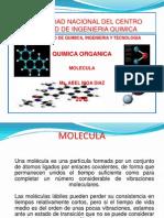 Estructura y Propiedades d Ela Molecula.2011
