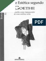 Rudolf Steiner - Arte e Estética Segundo Goethe