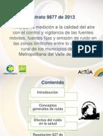 Presentacion Corantioquia Concepto Ruido
