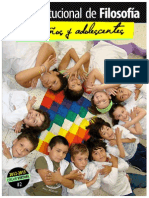 Revista de La Red de Filosofía Con Niñ@s - 2013