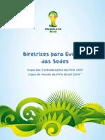 Manual FIFA Com Diretrizes Para Eventos Das Cidades-Sede
