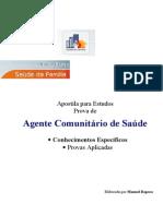 90576417 Apostila Agente de SAUDE