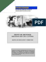 Test Bender Metodo de Aplicacion BIP de Canter (2)