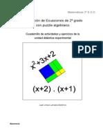 Cuadernillo de Actividades y Ejercicios-Algebra Geometrica