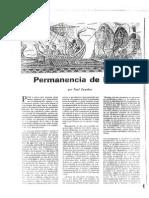 Paul Zumthor - La Permanencia de La Voz
