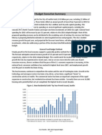 15 Proposed Budget Exec Summary