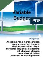 Hamsta_Variabel Budget 2009